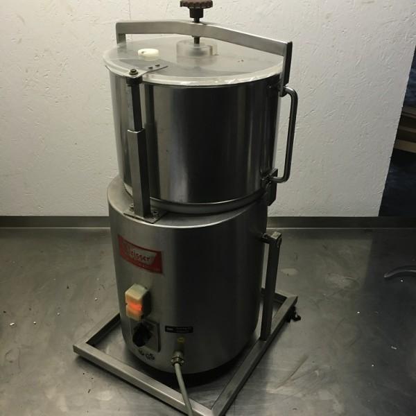 Weisser 85K Küchenkutter 12 Liter gebraucht Kutter Gebrauchtmaschinen Statt