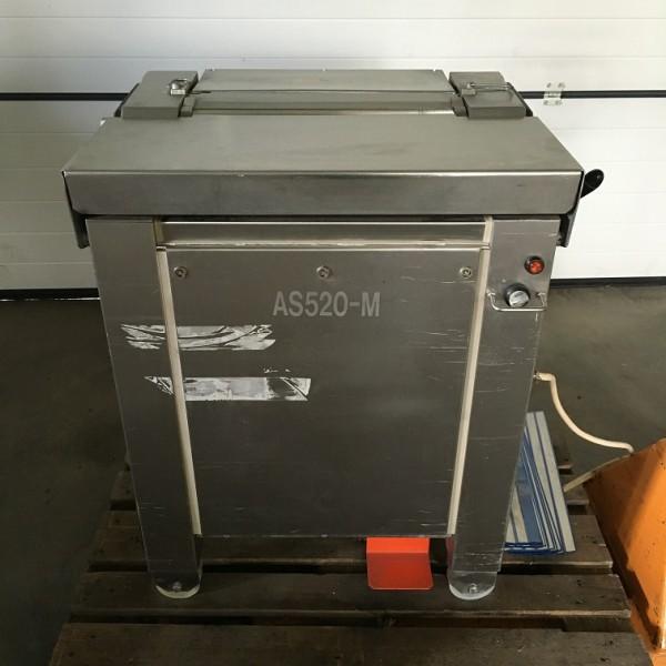 GRASSELLI AS520-M Abschwarter Abschwartmaschine Entvliesmaschine gebraucht