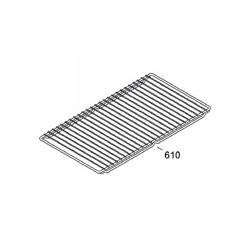 Rost für Liebherr GKv 5710, GKv5730, GKv5760, GKv5790, GKv6410, GKv6460, Bodenrost