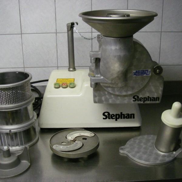 Stephan UM12 Gemüseschneider Universalmaschine