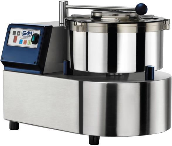 Küchenkutter PRATIC 3 480W 900-2200U/min 230V