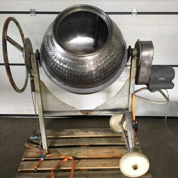 Freifallmischer Trommelmischer 140 Liter gebraucht