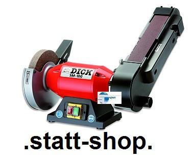 DICK SM100 Bandschleifmaschine Messerschleifmaschine