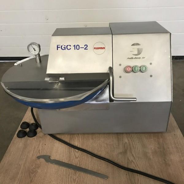 Feuma FGC10-2 Tischkutter Edelstahl gebraucht