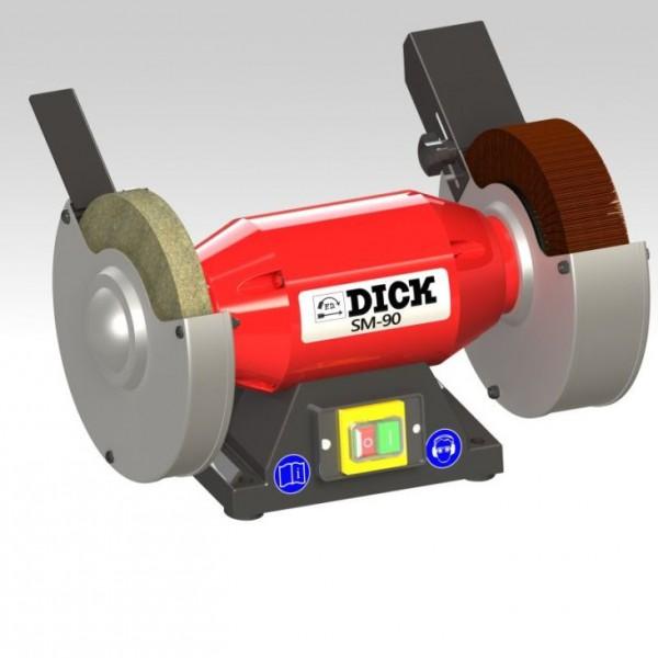 DICK SM90 Lamellenschleifmaschine Schleifmaschine