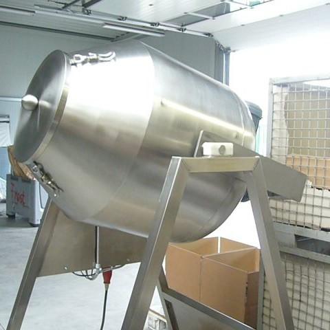200 Liter Trommelmischer Freifallmischer