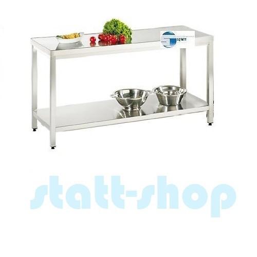 Arbeitstisch 400-2900x800x850 mit Grundboden