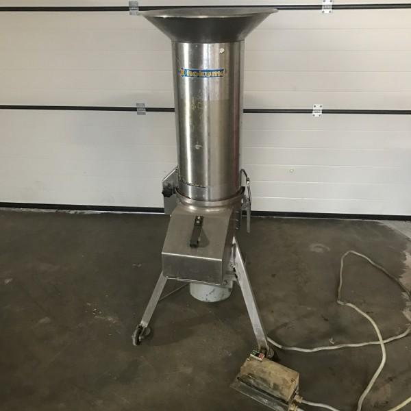 Hommel Rotormat R2000 5,5kW Restbrotzerkleinerer gebraucht