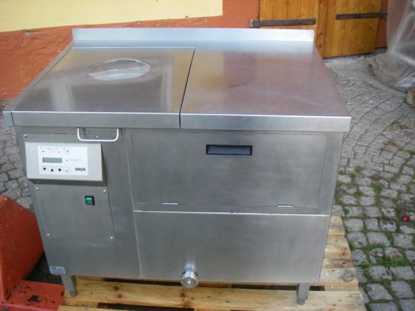 Solia SWA75D Salatwaschmaschine gebraucht Bj. 2008
