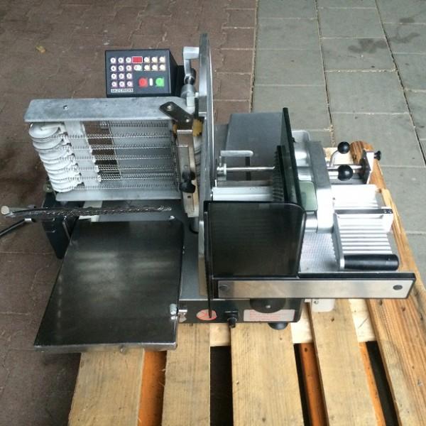 Bizerba VS8D vollautomatische Aufschnittmaschine