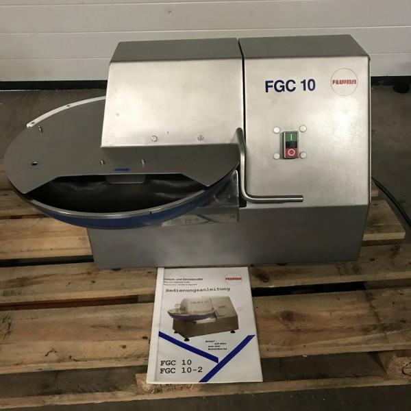 FEUMA FGC10 Tischkutter Edelstahl gebraucht