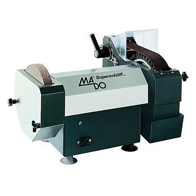 MADO MNS630D Superschliff Nassbandschleifmaschine