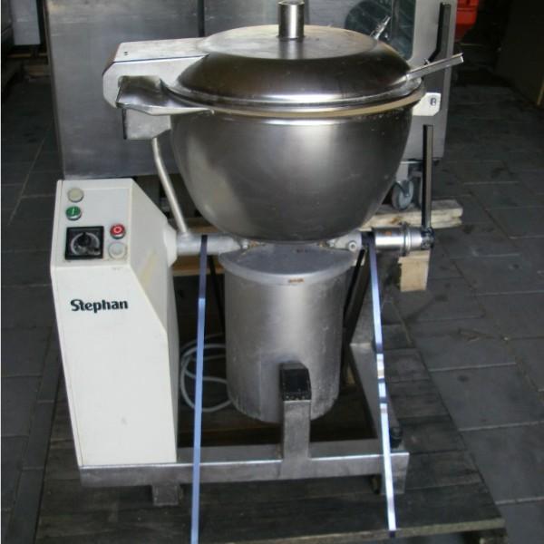 Stephan UM44B Universalmaschine Edelstahl Bäckerausführung