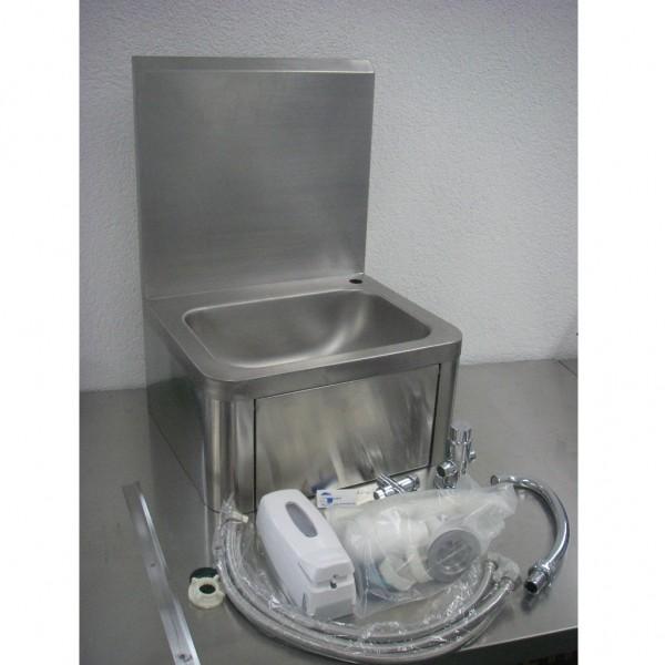 Handwaschbecken mit Kniebedienung Kevin
