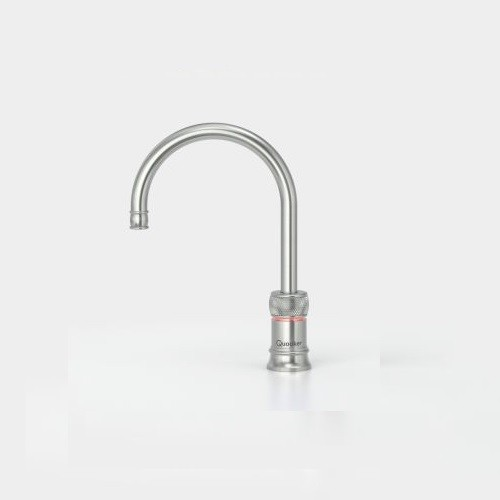 Quooker Classic Nordic round + square + CUBE single tap